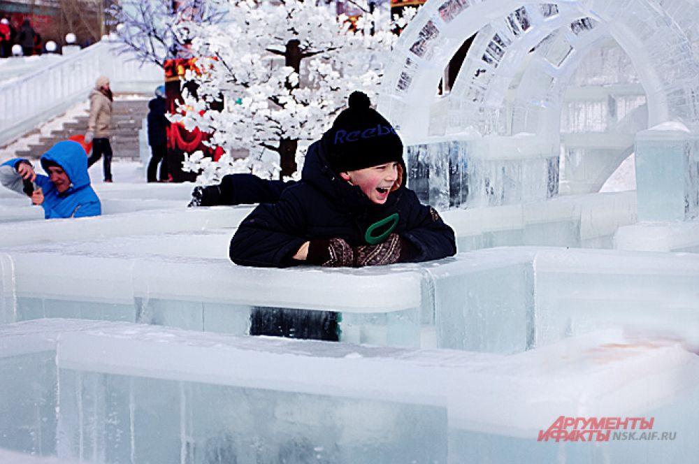 Закрытие городка намечено на день Масленицы - 22 февраля.