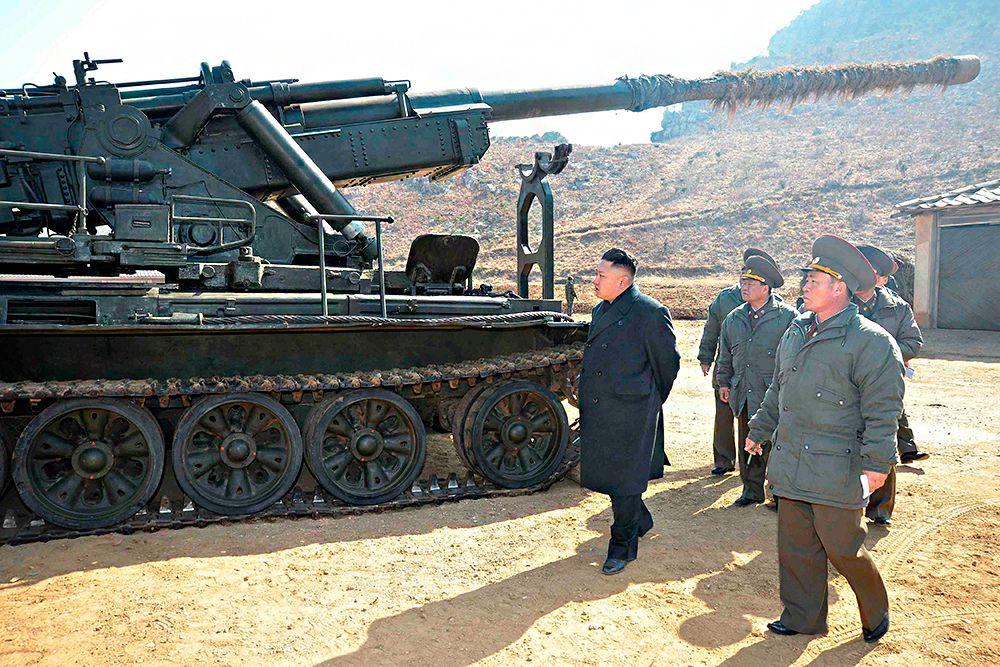 Но точно известно, что Ким Чен Ын – самый молодой действующий глава государства в мире.