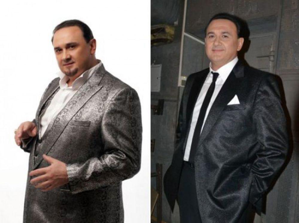 Народный артист Украины, оперный певец Владимир Гришко похудел на 15 килограмм