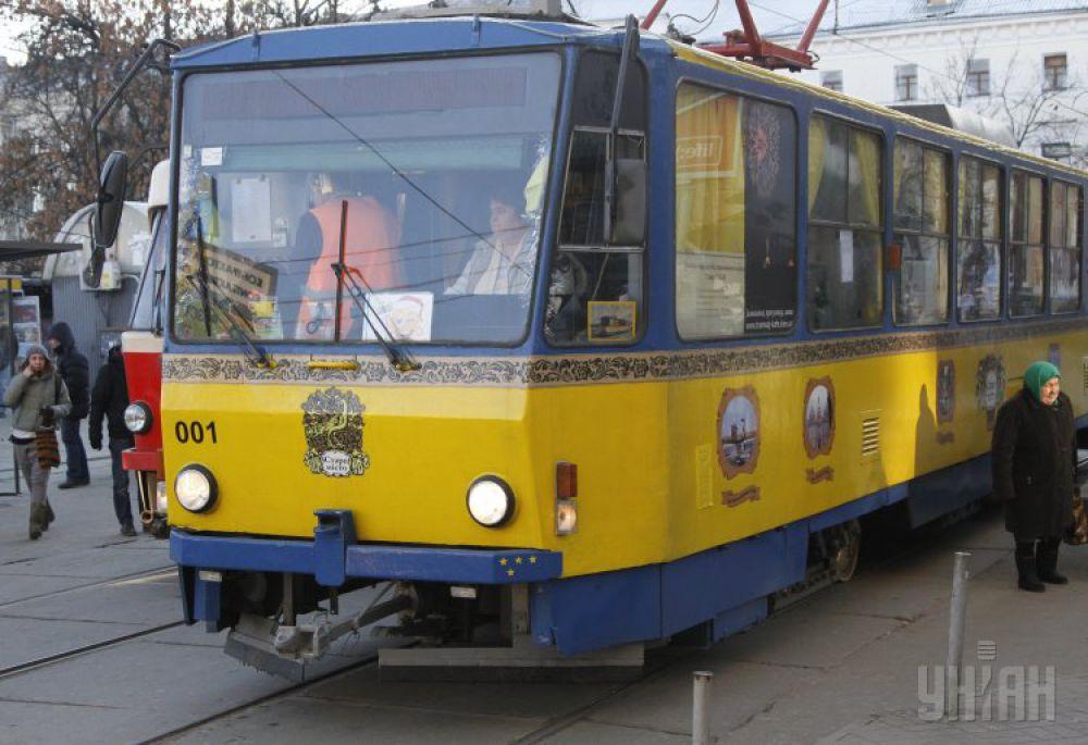 «Сказочный трамвай»