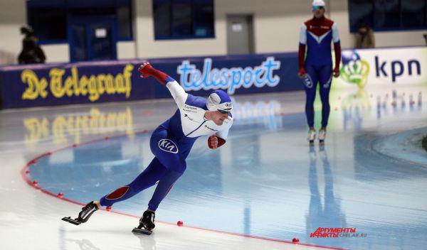 Челябинский спортсмен Даниил Синицын