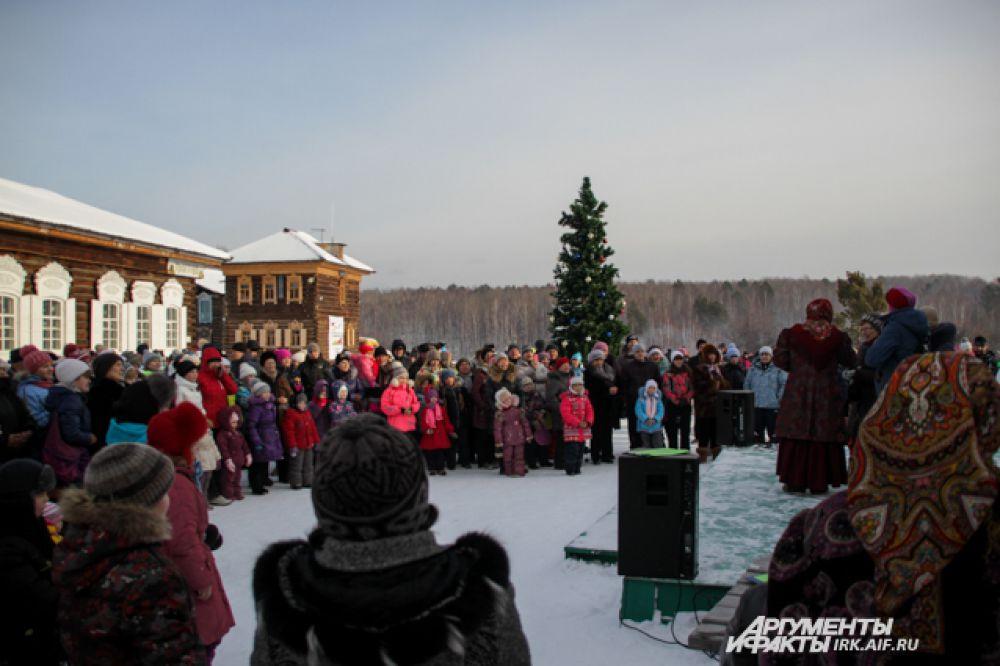 Иркутский архитектурно-этнографический музей «Тальцы» — филиал Иркутского государственного объединённого музея.