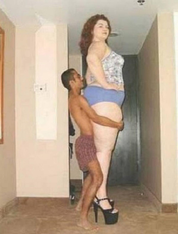 Самые необычные влюбленные пары