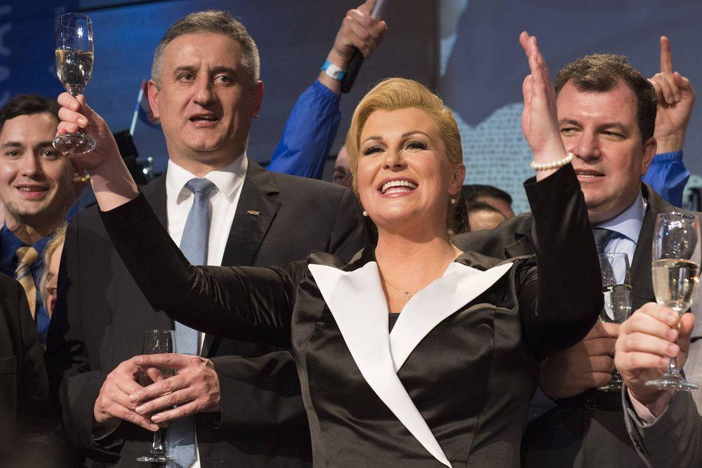 По мнению ряда экспертов, с приходом к власти Грабар-Китарович, страна получит «самое националистически настроенное руководство страны со времен военного конфликта и развала Югославии». Грабар-Катарович занимала пост помощника генерального секретаря НАТО и работала послом в США. В 2005-2008 годах она была министром иностранных дел Хорватии, а одной из ее основных задач являлось вступление Хорватии в Евросоюз.