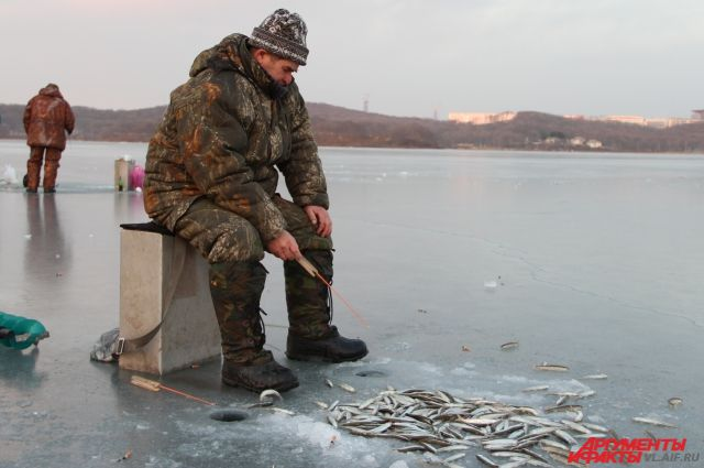 рыбалка на манских озерах