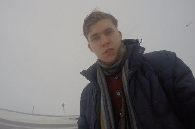 Олег Антипин.