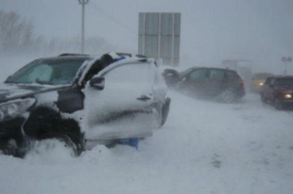 11 января. Авария в Пестречинском районе