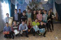 Все дети получили подарки  - те, которые они хотели!