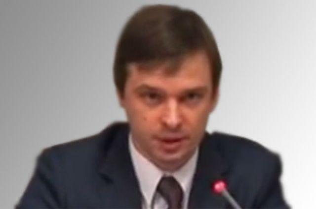 Михаил Хромов.