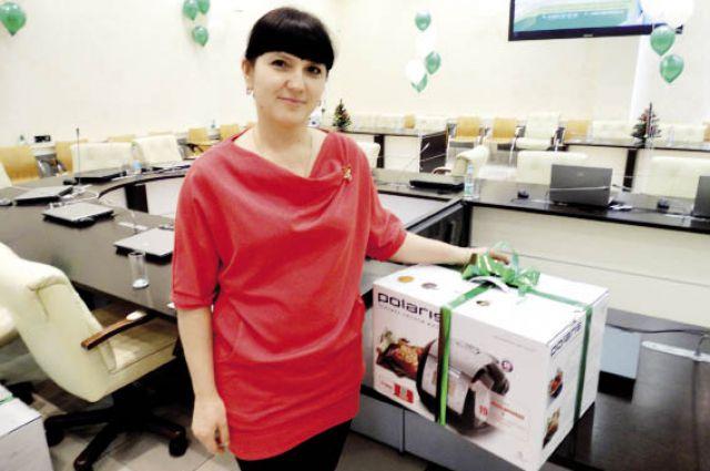 10 мультиварок и 1000 денежных призов по 400 руб. получили победители розыгрыша.