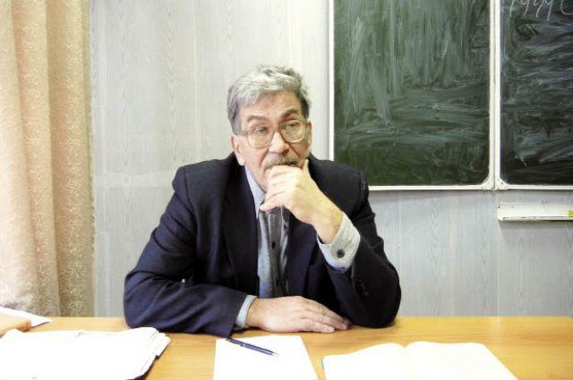 Валерий Дерябин: