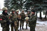 Военнослужащие, силы АТО