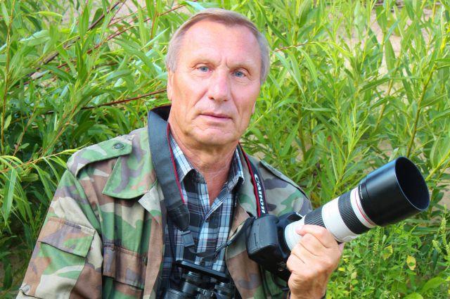 На фото - Иван Назаров.