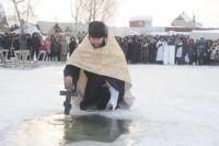 Погода в Омске на Крещение будет весьма приемлемой для купаний.
