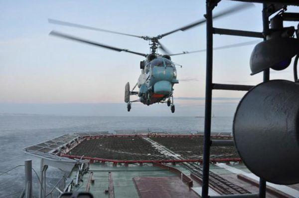 «Гетман Сагайдачный» провел учения с кораблем ВМС США