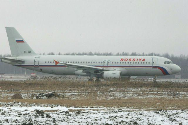 Некоторые авиакомпании отменили рейся из Омска.