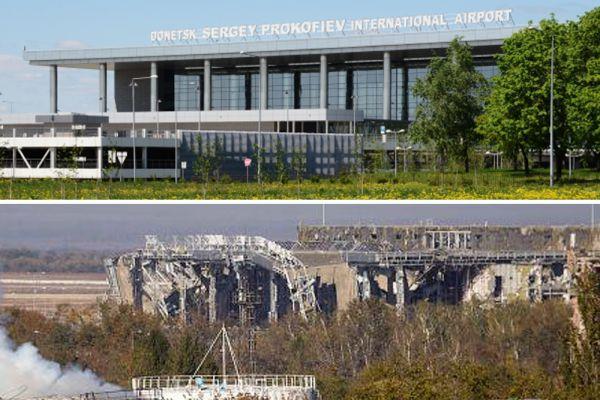После непродолжительного перемирия на Донбассе по всей линии фронта вновь вспыхнули бои. Особенно ожесточенные сражения идут в районе донецкого аэропорта. Некогда ведущая гавань региона за год конфликта превратилась в руины.