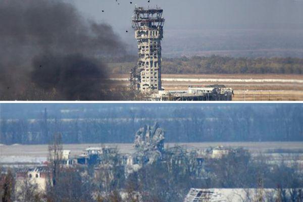 Ополченцам удалось уничтожить диспетчерскую вышку, которую украинские силовики использовали для корректировки артиллерийского огня. Фото: twitter.com/NOVORUSSIA2015/media