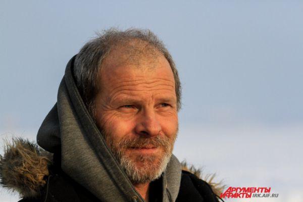 Мастер Виктор Князев.