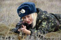 Женщины, армия