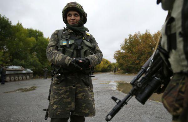 Мария – медик батальона «Шахтерск»