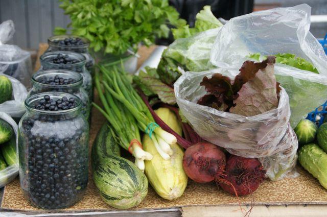 Натуральные продукты местного производства теперь может купить любой омич.