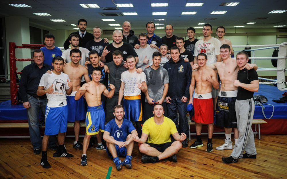 «Украинские атаманы» 2015