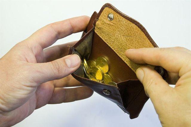 4% жителей нашего региона не знают, где взять денег на еду.