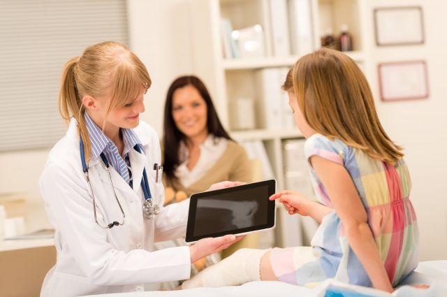 Работу всех педиатрических служб поручил проверить глава региона.