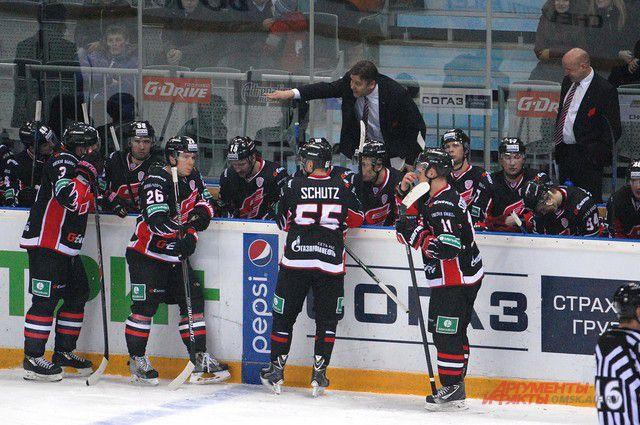 Омские хоккеисты будут играть в Матче звёзд.
