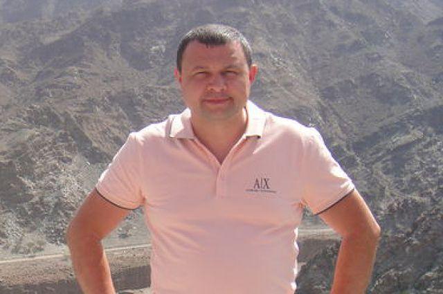 Сергей Чигинцев.