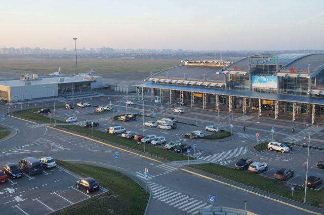 Аэропорт «Киев» (Жуляны)