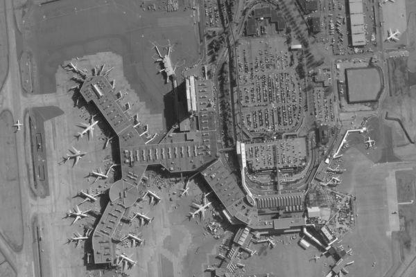 Международный аэропорт Ванкувера.