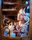 Модель: Мария Клюева, визаж: Евгения Буланова, парикмахер: Ксения Тапелина, место: усадьба «Сосновый бор», фотограф: Ксения Яркова