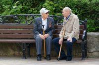 21% россиян расcчитывают только на пенсию.