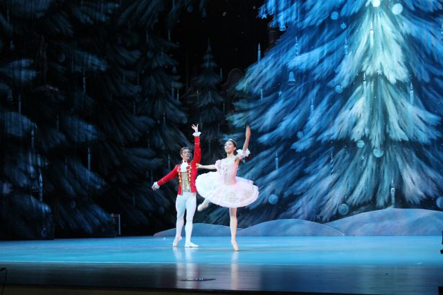 Балет Щелкунчик в Приморском театре оперы и балета