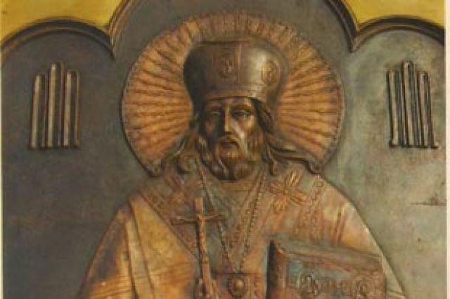 Святитель Иннокентий.