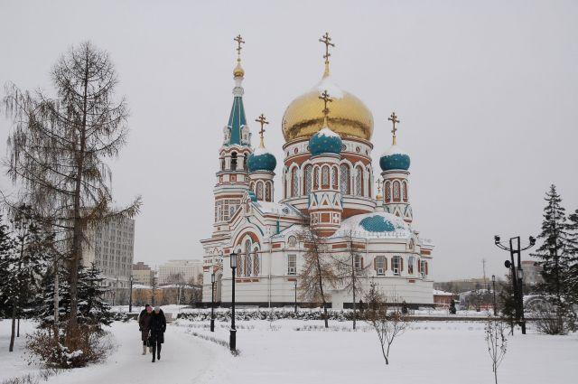 Центральный округ Омска преобразится в 2015 году.