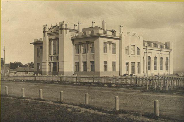 Симбирская городская электростанция первой четверти ХХ века