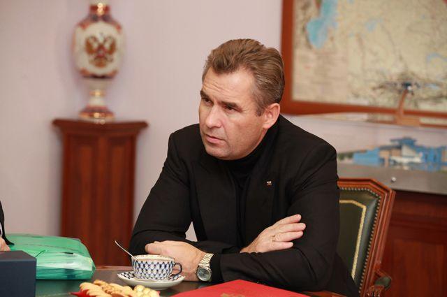 Павел Астахов.