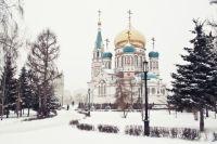 В Омске 17 января был побит температурный рекорд.