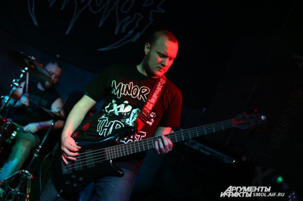 Несмотря на то, что среди участников Best Metal Fest было много молодых групп, зрители были в восторге.