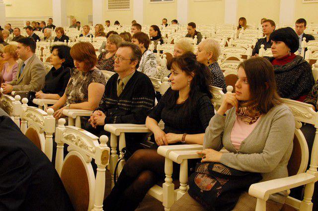 Журналисты «АиФ в Омске» в Органном зале.