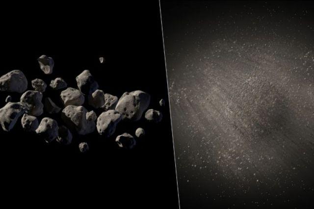 Астероид 2004 BL86