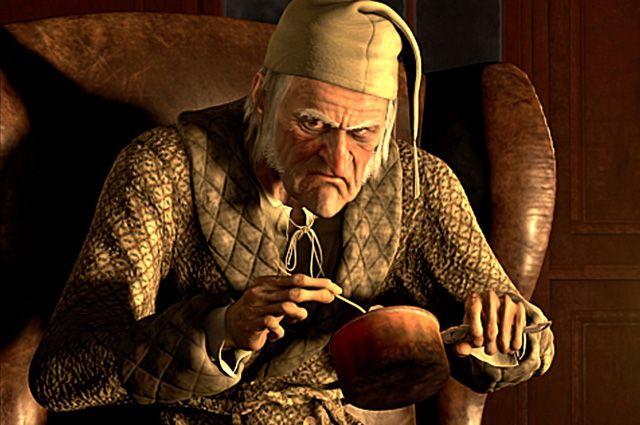 Кадр из фильма «Рождественская история».