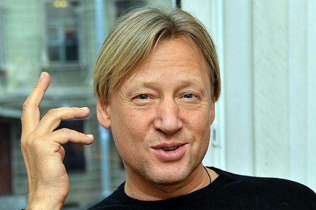Дмитрий Харатьян.