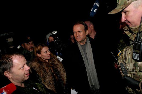 Дарья Морозова – уполномоченный по правам человека ДНР, ранее – глава комитета ДНР по делам беженцев и военнопленных.