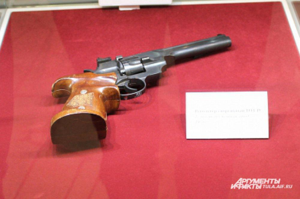 Револьвер спортивный ТОЗ 49