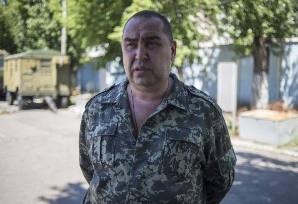 Игорь Плотницкий – глава ЛНР, майор запаса. Был первым командиром народно-освободительного батальона «Заря», созданного после провозглашения ЛНР.
