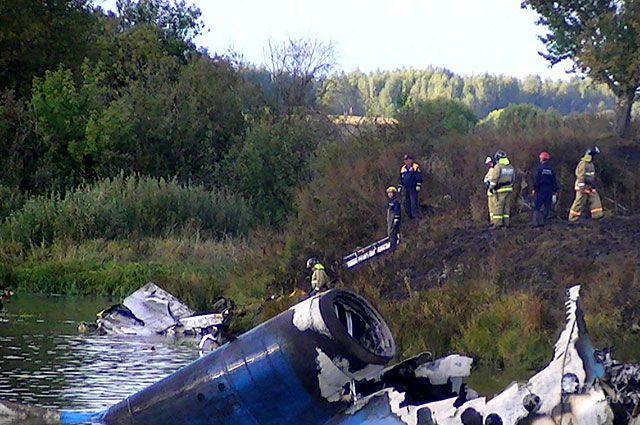 Авиакатастрофа, в которой погибла хоккейная команда «Локомотив», произошла под Ярославлем 7 сентября 2011 года.